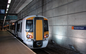 stansted airport train